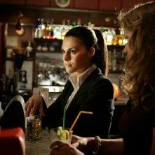 Bianca Guaccero in una scena dell'episodio Cambio vita de Il bene e il male