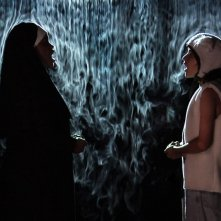 Denise Williams ed Ezra Perlman in una scena di Fig Trees.