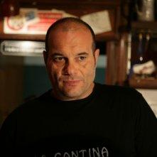 Domenico Fortunato in una scena dell'episodio Il Ministeriale della serie Il bene e il male
