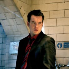 Gareth David-Lloyd in un momento dell'episodio 'La mietitrice di anime' della serie tv Torchwood