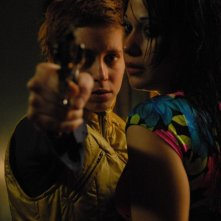 Inés Efron e Mariela Vitale in una sequenza di El niño pez (The Fish Child)