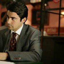 Sergio Roveto in un momento dell'episodio Cambio vita de Il bene e il male