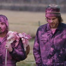Timothy Olyphant e Stephen Eric McIntyre nel film High Life