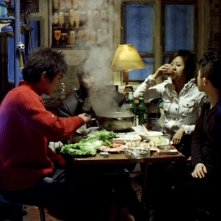 Una sequenza del film A North Chinese Girl (Dongbei, Dongbei)