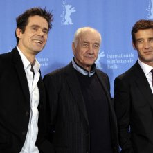 Berlinale 2009: Tom Tykwer, Armin Müller-Stahl e Clive Owen presentano The International