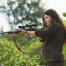 Melissa Farman in una scena dell'episodio This Place Is Death di Lost