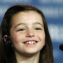 La piccola Sophie Nyweide presenta Mammoth al Festival di Berlino 2009