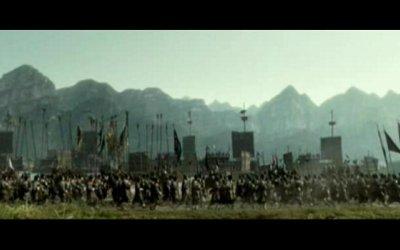 La battaglia dei tre regni - Trailer internazionale