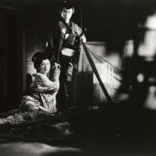 Una scena de I fantasmi di Yotsuya del Tokaido