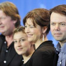 Berlinale 2009: Rolf Lassgard, Anamaria Marinca, Kerry Fox e Hans-Christian Schmid presentano Storm