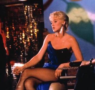 Eleonora Giorgi in una scena di Mani di fata (1983)