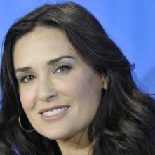 Demi Moore a Berlino per la presentazione del film Happy Tears