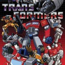 La locandina di Transformers