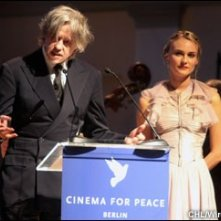 Berlinale 2009: Bob Geldof e Diane Kruger per Cinema for Peace