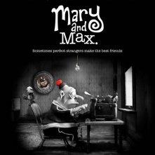 La locandina di Mary and Max