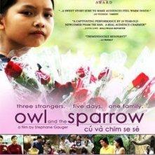 La locandina di Owl and the Sparrow