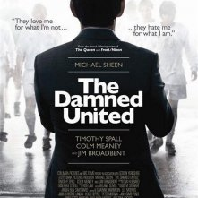 La locandina di The Damned United