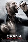 Nuovo poster USA per Crank 2: High Voltage