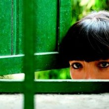 L'attrice Magaly Solier in una immagine del film The Milk of Sorrow (La teta asustada)
