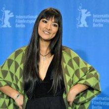 La bella Magaly Solier presenta The Milk of Sorrow (La teta asustada) in concorso a Berlino 2009