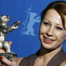 Berlinale 2009: Birgit Minichmayr premiata con l'Orso d'Argento per la sua interpretazione in Alle Anderen