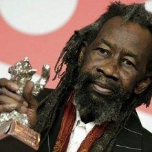 Berlinale 2009: Sotigui Kouyaté con l'Orso d'Argento vinto per la sua interpretazione in London River