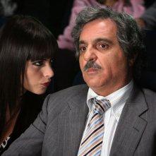 Chiara Gensini e Giorgio Panariello in una scena dell'episodio 'Fanciulle in fiore' del film I mostri oggi