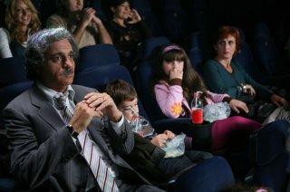 Giorgio Panariello in una scena dell'episodio 'Fanciulle in fiore' del film I mostri oggi