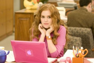 Isla Fisher è Rebecca Bloomwood nel film I Love Shopping