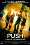Locandina italiana del film Push