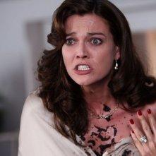 Pilar Abella in un'immagine dell'episodio 'Ferro 6' del film I mostri oggi