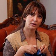 Rosalia Porcaro in una scena dell'episodio 'La testa a posto' del film I mostri oggi