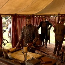 Brian J. White e John Rhys-Davies in una scena di In the Name of the King