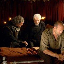 Jason Statham in una scena di In the Name of the King
