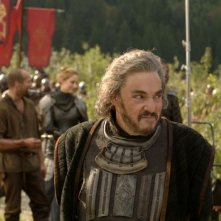 John Rhys-Davies in un'immagine del film In the Name of the King