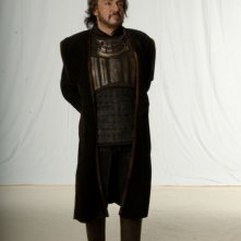 John Rhys-Davies in una foto promozionale del film In the Name of the King