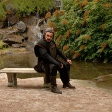 John Rhys-Davies in una scena di In the Name of the King