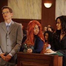 Keshia Knight Pulliam e Ion Overman in una scena del film Madea Goes to Jail