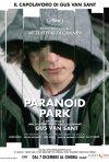 La lcandina italiana di Paranoid Park