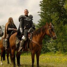 Matthew Lillard in un'immagine di In the Name of the King
