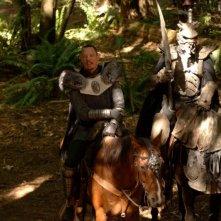 Matthew Lillard in una scena del film In the Name of the King