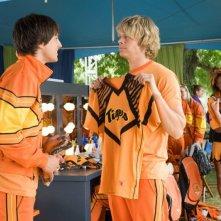 Nicholas D'Agosto ed Eric Christian Olsen in un'immagine del film Fired Up