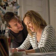 Toni Collette e John Corbett in una scena dell'episodio Inspiration di The United States of Tara