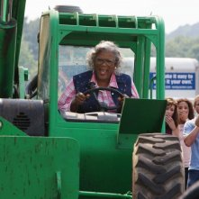 Tyler Perry in una scena del film Madea Goes to Jail