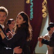 Dario Costa e Olivia Magnani in un'immagine del film Quell'estate felice