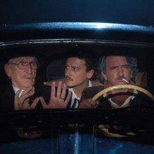 Djoko Rossich, Dario Costa e Giovanni Argante in una scena del film Quell'estate felice