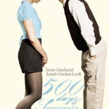 La locandina di (500) Days of Summer