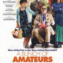La locandina di A Bunch of Amateurs