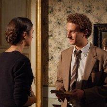 Olivia Magnani e Dario Costa in una scena del film Quell'estate felice