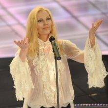 Sanremo 2009, prima serata: Patty Pravo canta E io un giorno verrò là